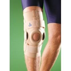 1031 Stabilizator kolana z policentrycznymi (podwójnymi) zawiasami OPPO.Rozmiar S-XXL