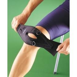 1028 Stabilizator kolana ze wzmocnieniem rzepki OPPO. Rozmiar L