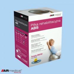 Piłka rehabilitacyjna ABS 75