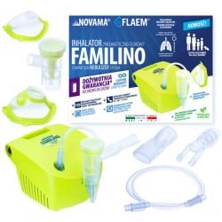 Inhalator pneumatyczno-tłokowy NOVAMA FAMILINO BY FLAEM