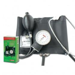 Ciśnieniomierz zegarowy ze stetoskopem GIMA YTON