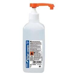 Ecolab Spirigel Complete alkoholowy żel do den. rąk z pompką 500 ml