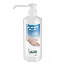 Anios Aniosgel 85 NPC żel do hig. i chirurg. dezynfekcji rąk 500 ml z pompką