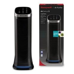 Innowacyjny oczyszczacz powietrza z filtrem wielokrotnego użytku Honeywell Air Genius 5