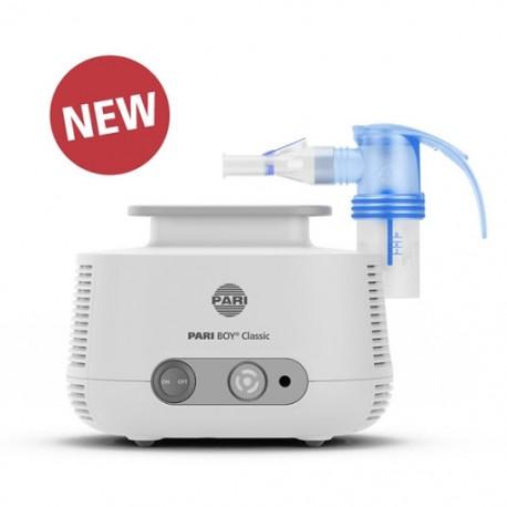 Inhalator Pari Boy Classic (nebulizator dla dzieci, nebulizator dla dorosłych)