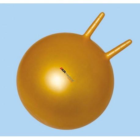 Piłka rehabilitacyjna HOPPER z rogami.