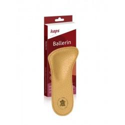 Wkładki ortopedyczne Kaps Ballerin