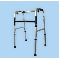 AR-001 Balkonik aluminiowy SREBRNY